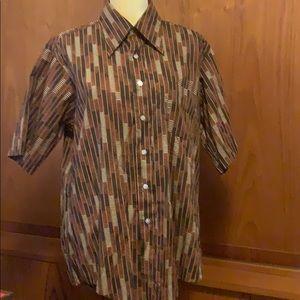Vintage men's Kmart brand shirt Sz L
